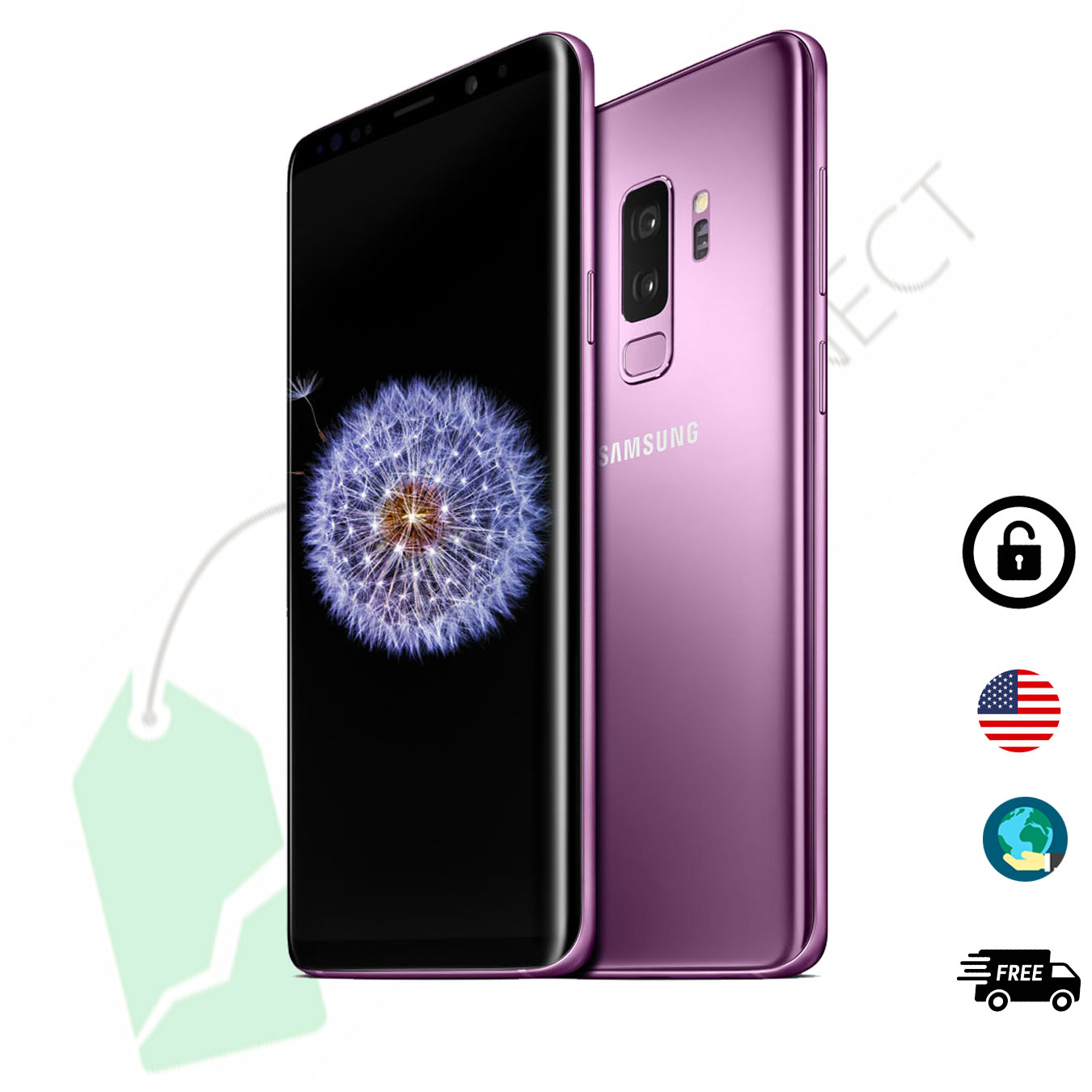 Samsung Galaxy S9+ GSM Unlocked